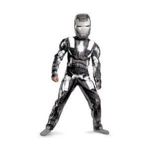 Iron Man 2 (2010) Movie   War Machine Classic Muscle Child