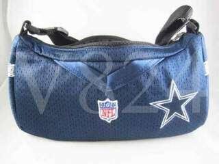 NFL Dallas COWBOYS Bag HandBag Jersey Purse