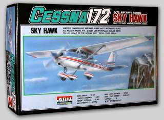 civilian aircraft kits. Made in Japan by Arii Plastic Model Company