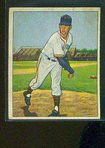 1950 BOWMAN #83 SHELDON JONES N Y GIANTS VG EX 6005