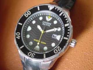 Citizen Eco Drive Mens Divers Watch