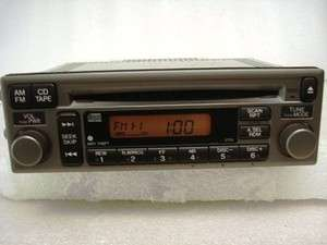 Honda S2000 Radio CD Player Accord Civic CRV Odyssey 2000 01 02 03