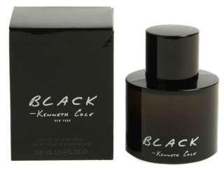 nib) / KENNETH COLE BLACK / Kenneth Cole / 3.4 OZ / M / EDT SPRAY 3.4