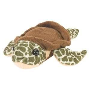 Green Sea Turtle Plush  5 inch Stuffed Toy Animal Toys & Games