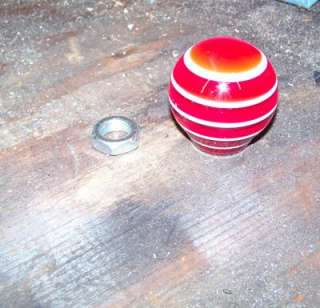 NOSTALGIA SHIFT KNOB hot street rat rod project parts