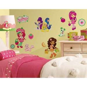 STICKERS Girls Room Decals Pink Decorations Decor 034878159942