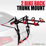 Bicycle Bike Rack Trunk Mount Carrier SUV Cars Wagon Deluxe Cycling