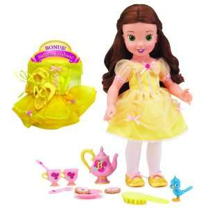 Playmates Disney Princess 15 Little Belle Doll Toys & Games