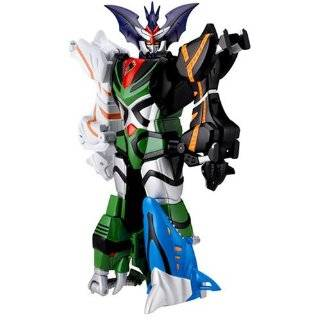 Power Rangers Jungle Fury Transforming Megazords  Transforming Beast