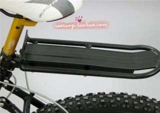 2012 Cycling Bicycle Rear Rack Bike Bag Panniers Rack Fender