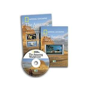 The Amazing World of National Geographic   Widescreen DVD