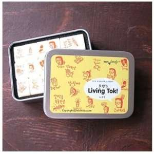Lovely Stamp Vol. 01   Living Tok (Living Talk)