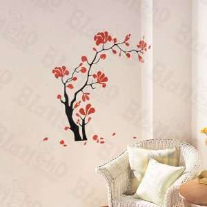 Sunny Tree   Wall Decals Stickers Appliques Home Decor