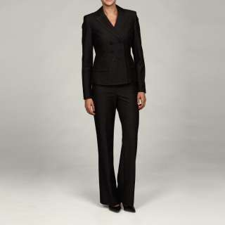 Anne Klein Womens 6 button Double breasted Pant Suit