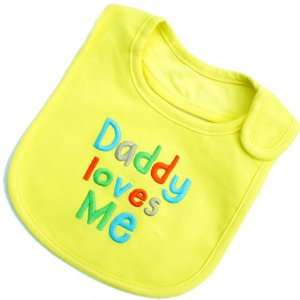 Os One Size Carters Baby Bib Daddy Loves Me 794467 238