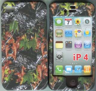 Leaves Gr Apple Iphone 4 , 4S Hard Case Cover Snap on Cover