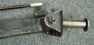 Ride On Lawn Mower Yard Tractor Axle Steering Parts # 759 3270