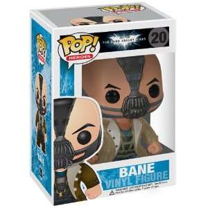 Funko POP Heroes Dark Knight Rises Movie Bane Vinyl