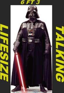 Star Wars Movie Darth Vader LiFeSiZe Cardboard Standup Cutout Standee