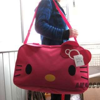 Big Super hellokitty hand bag travel Bag Good Gift