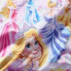 Disney Princesses Sparkle 16 inch Backpack