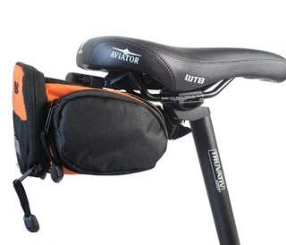 Cycling Bike Bicycle saddle seat bag Quick Release NEW