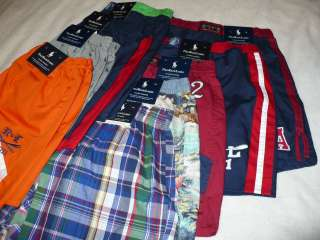 NEW NWT RALPH LAUREN POLO MENS BOXER SHORTS UNDERWEAR S M L XL CLASSIC