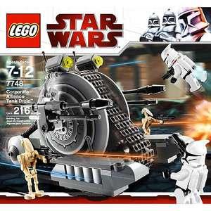 LEGO Star Wars   Corporate Alliance Tank Droid Vehicles