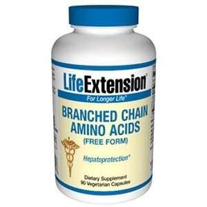 Branched Chain Amino Acids, 600 Mg, 90 Vegetarian Capsules