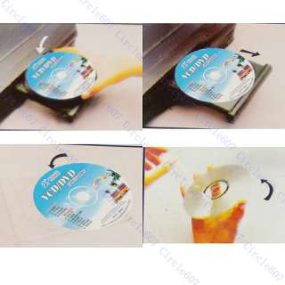 Laser Lens Cleaner for DVD CD VCD Rom Player Cleaning