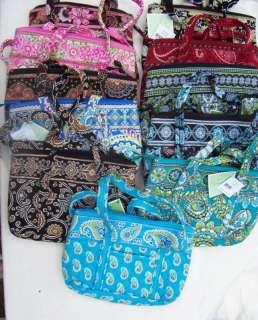 Choose Vera Bradley LITTLE BETSY BAG Retired HTF   NWT