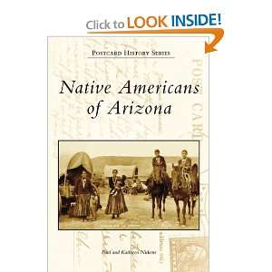 Native Americans of Arizona (AZ) (Postcard History Series