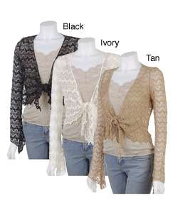 Simply Irresistible Lace Crochet Top