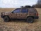 Compact Truck/SUV Kit Vinyl Wraps Mossy Oak, Realtree, Advantage&More