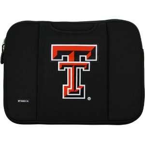 NCAA Texas Tech Red Raiders Black 13 Notebook Breathe