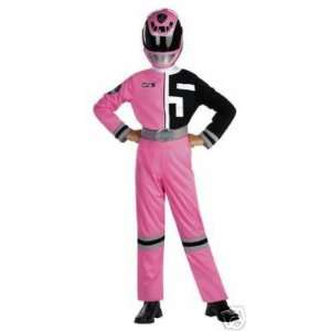 Deluxe SPD Pink Power Ranger Costume Small 7 8 NWT Toys & Games