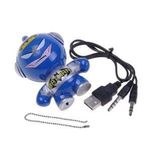 Bat Man Mini Speaker For laptop/notebook/PC/iPod/cell phone/PDA