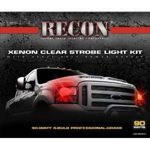 Strobe Light Kit High Intensity 90 Watt Red Strobe Light KitStrobe