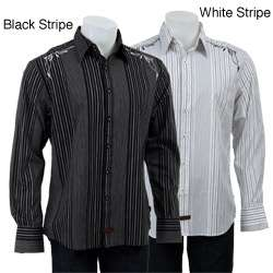 Fender Mens Twin Dragon Long sleeve Shirt