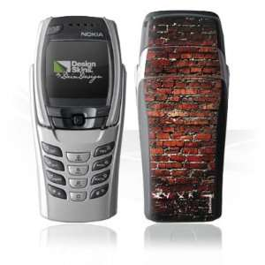 Design Skins for Nokia 6800   Old Wall Design Folie