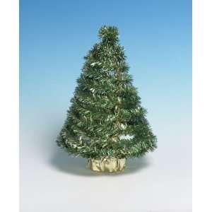 Christmas Tree Fringe Centerpieces   Medium: Health