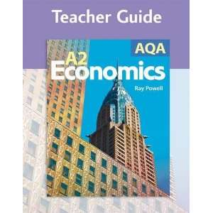 Economics Teacher Guide Aqa A2 (Gcse Photocopiable Teacher Resource