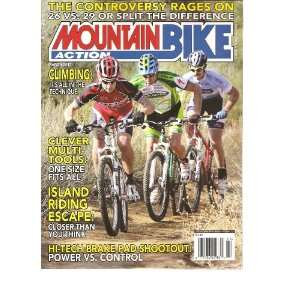 Mountain Bike Action Magazine (March 2012) Various Books