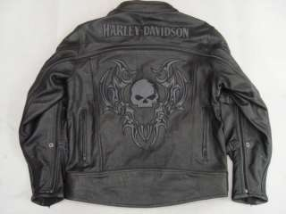 Awesome genuine Harley Davidson motocycle jacket for sale New with