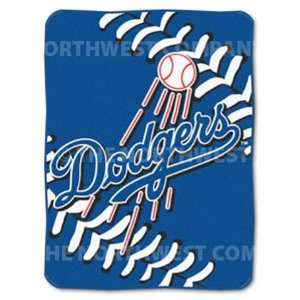 Los Angeles Dodgers 60x80 Big Stitching Super Plush Throw