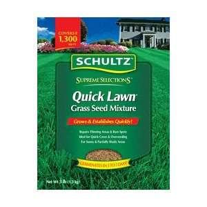 Schultz Quick Lawn Grass Seed Patio, Lawn & Garden