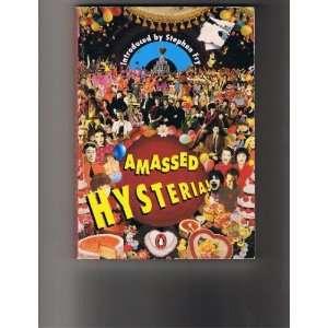 Amassed Hysteria (9780140165999): Lisa Mayer; Rachael