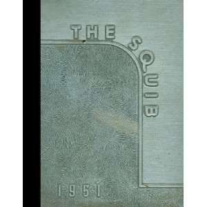Reprint) 1951 Yearbook Shelbyville High School, Shelbyville, Indiana