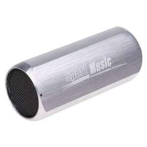 Sport Bicycle Bike Mini FM TF  Player Music Speaker Aluminium Alloy