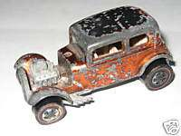 Classic 32 Ford Vicky 1968 Hot Wheel Orange & Black